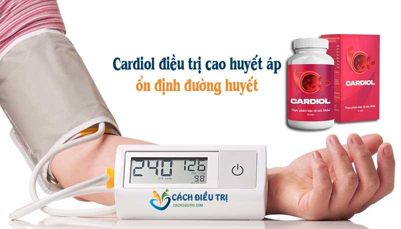 Thuốc Cardiol